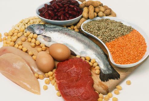 Vysoko proteínová diéta