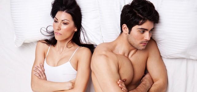 Porucha erekcie je vážny problém, ktorý treba riešiť!